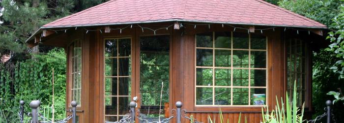 8 Eck Pavillon